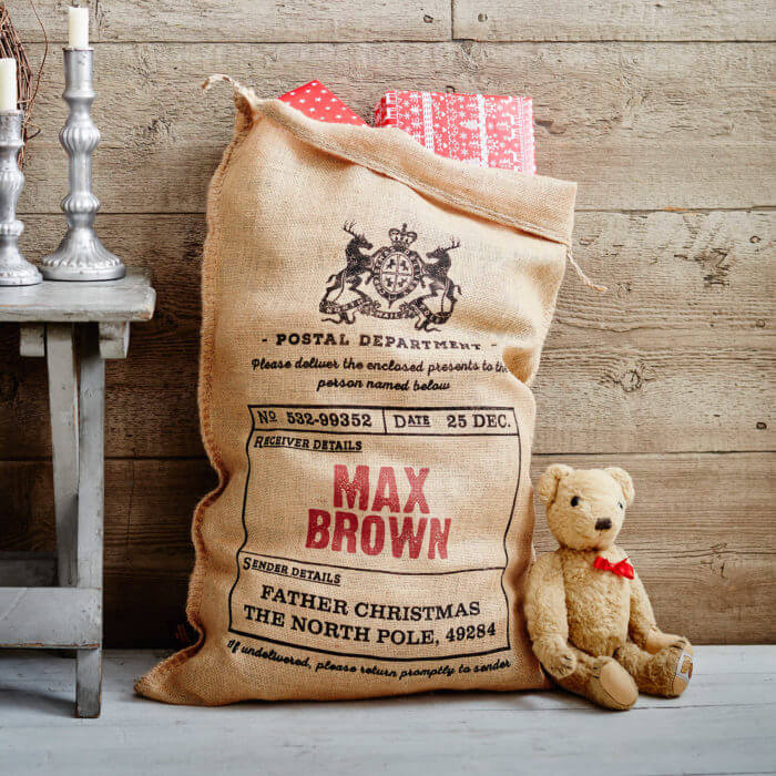 The Walpole Christmas Sack