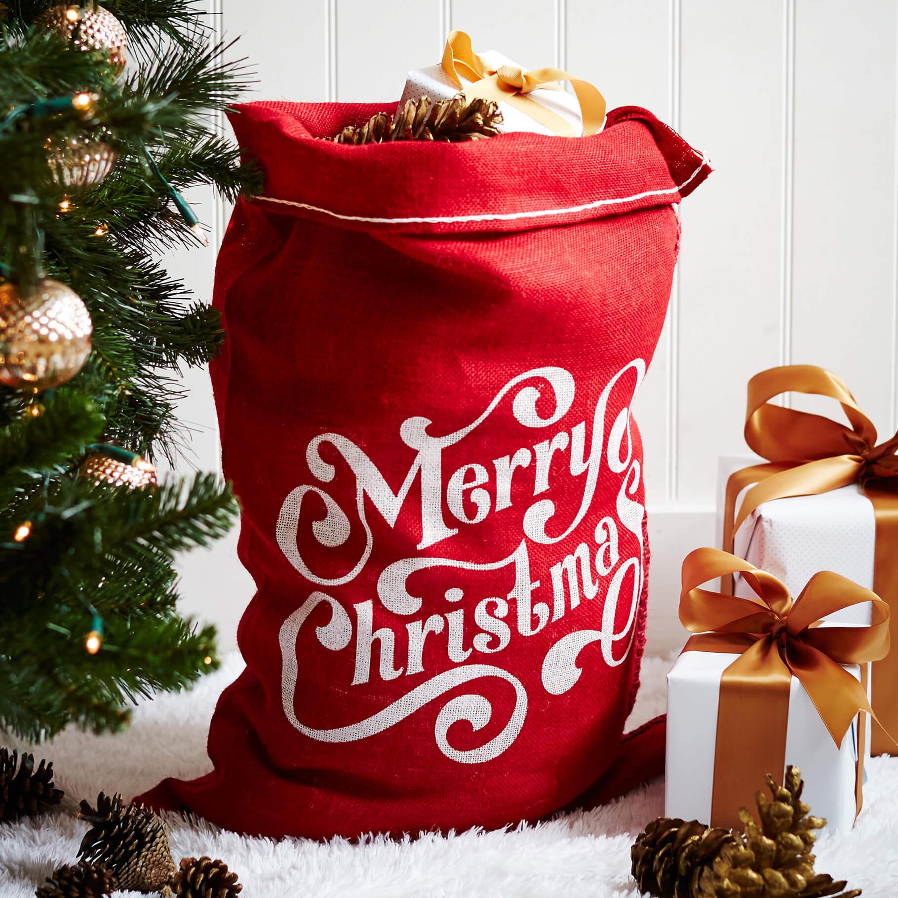 The Alleyn Christmas Sack