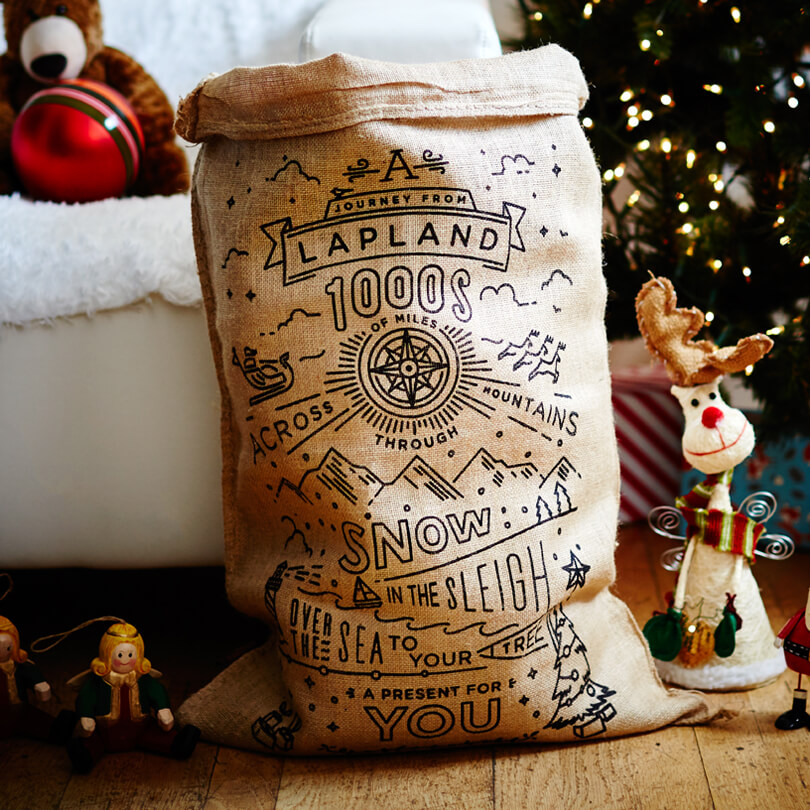 The Howard Christmas Sack