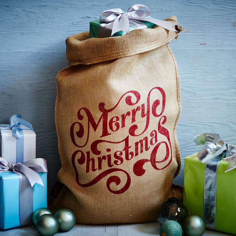 The Spenser Christmas Sack
