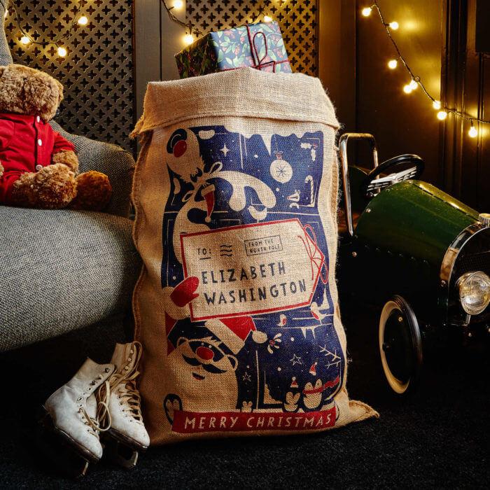 The Spilsbury Christmas Sack