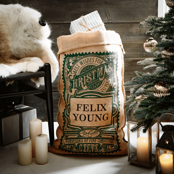 The Cavendish Christmas Sack