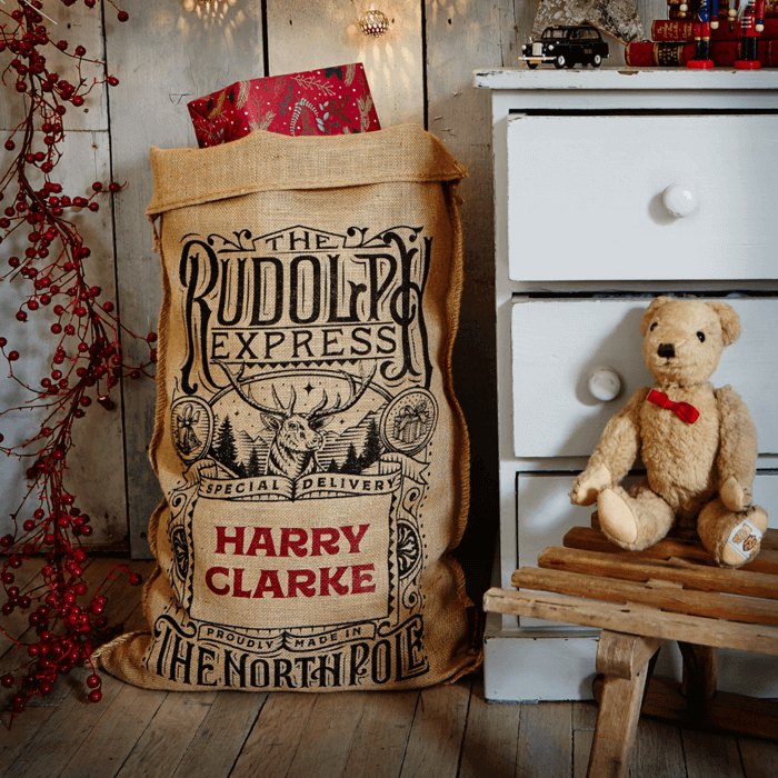 The Whittington Christmas Sack