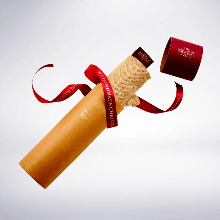 Christmas Sack Gift Tube