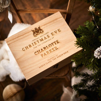 North Pole Mail Christmas Eve Box