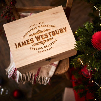 The Workshop Christmas Eve Box