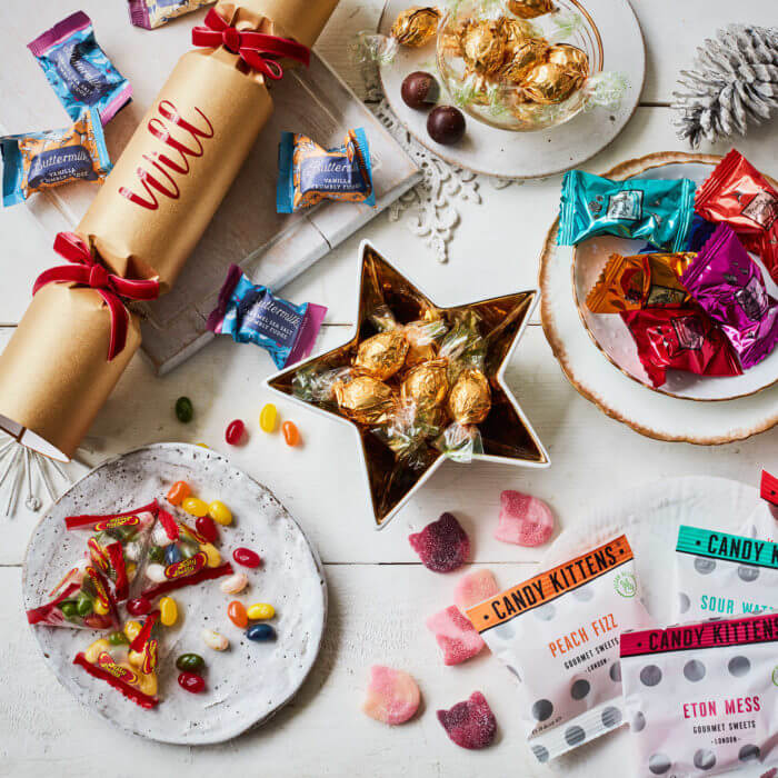 Family Treats Christmas Cracker