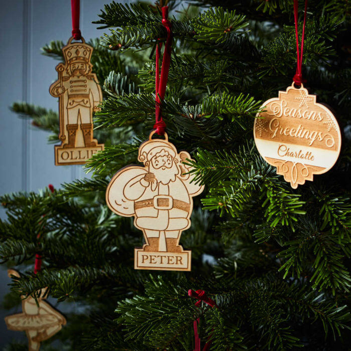 Nutcracker Wooden Decoration