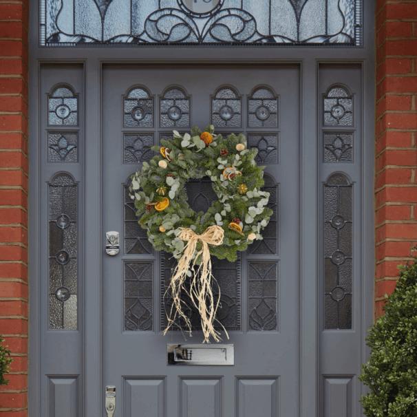 Citrus Wreath 50cm