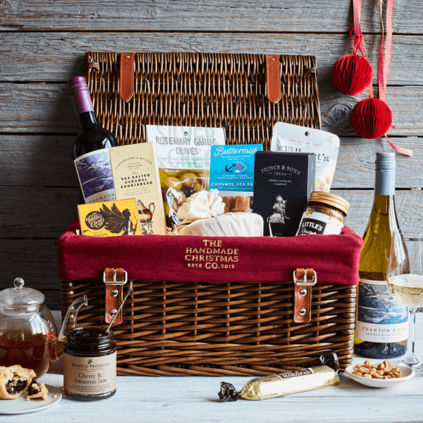 Time for Wine Christmas Hamper
