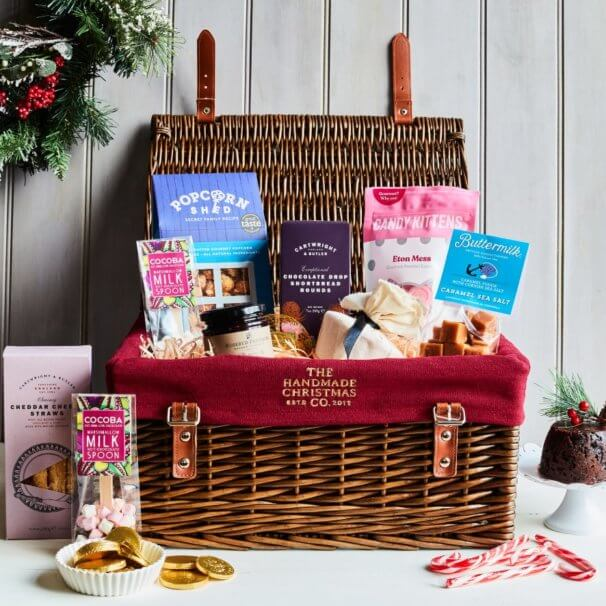 Family Treats Christmas Hamper