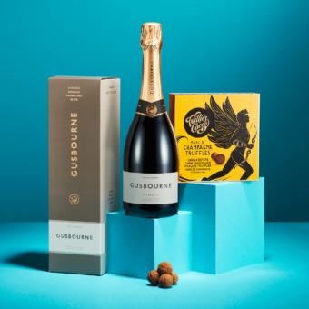 Gusbourne English Sparkling Wine & Champagne Truffles