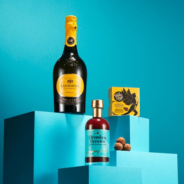 Prosecco Royale & Champagne Truffles
